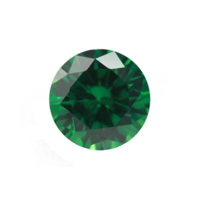 Fianit-izumrud
