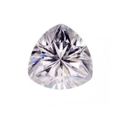 Фианит триллион бесцветный от 3×3 до 13×13 мм