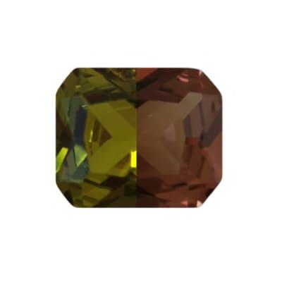 Султанит синтетический октагон от 8×6 мм до 12×10 мм