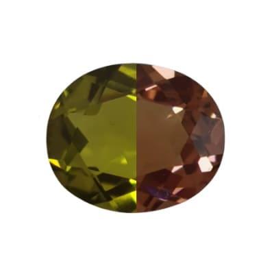 Султанит синтетический овал от 4×3 мм до 20×15 мм